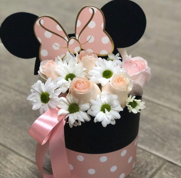 BOX Minnie Mouse